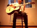 как играть линкин парк намб на гитаре